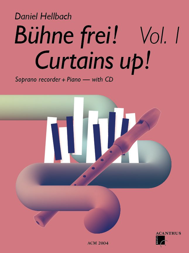 Curtains up! Vol. 1 (incl. CD)