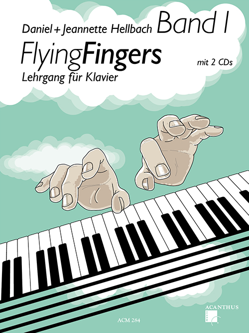 Flying Fingers Band 1 (inkl. 2 CDs)